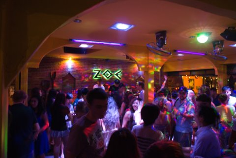 Zoe in Yellow