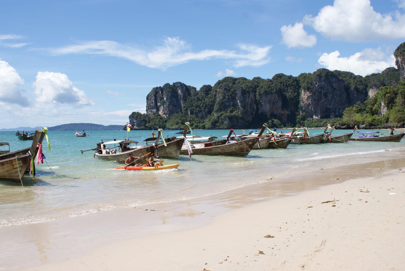 pakkerejse thailand december