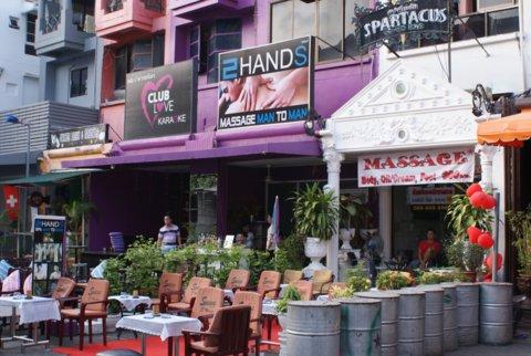 bøsse privat thai massage fræk mand
