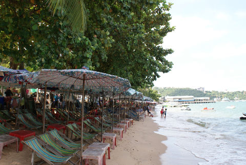 thailand pattaya rejse