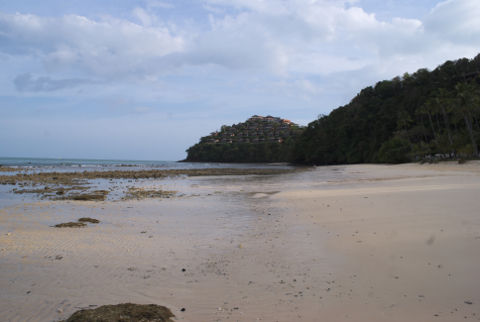 Cape Panwa Hotel Beach